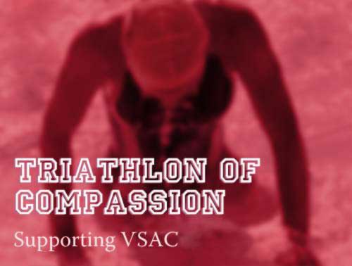 Triathlon of Compassion homepage image