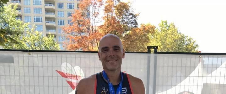 ITU Worlds Race Report – Jay Krieger