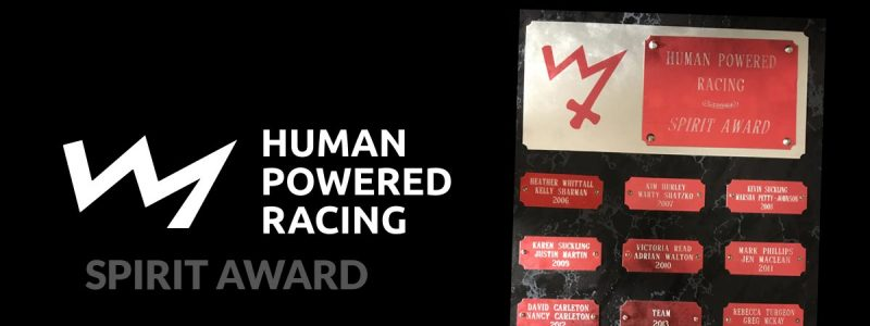 A Brief History of the Spirit Award – A Tradition That Continues