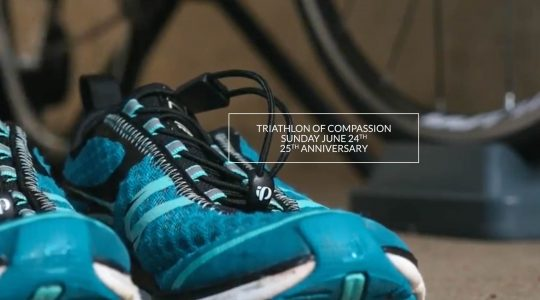 2018 Triathlon of Compassion – 25th Anniversary