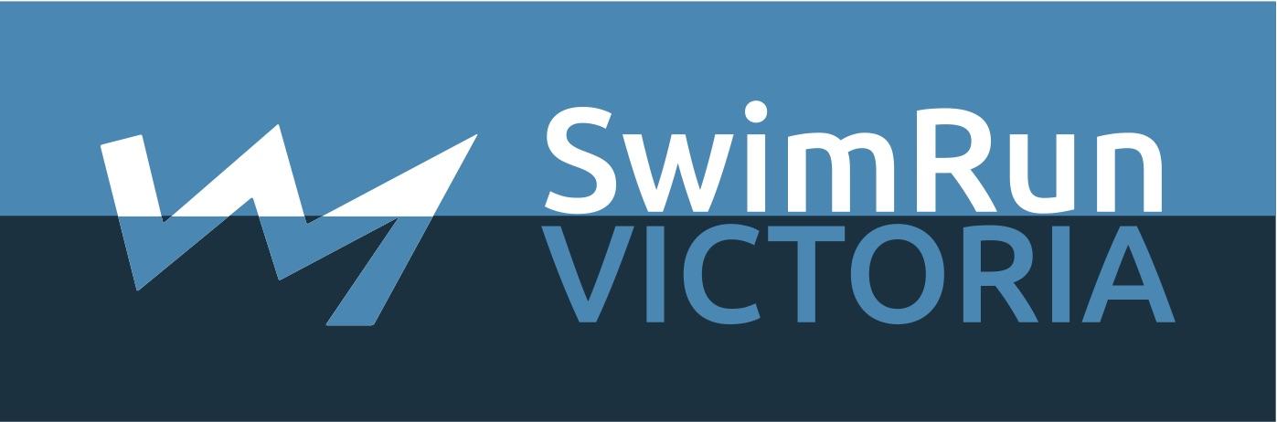 SwimRun Victoria Logo